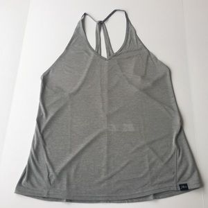 NWT New Balance for J Crew Tank Workout Gray Large